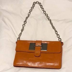 FURLA  Leather Pochette (NWOT)